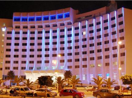 hotel solazur tanger: